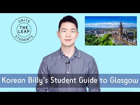 Korean Billy's City Guide to Glasgow | Unite Students