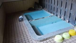 混浴ではない 寺尾野温泉 薬師湯 Teraono Onsen Hot Spring Kumamoto Japan