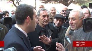 Դուռը ջարդելով մտնում եմ վարչապետի մոտ. Բողոքի ակցիա