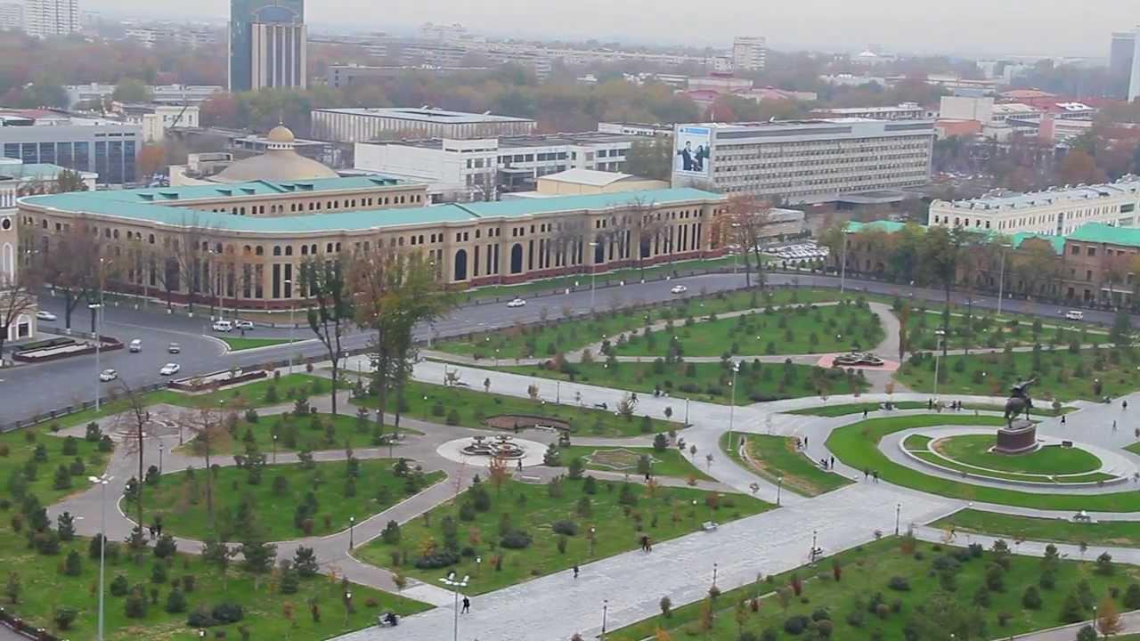 Ташкент -- Звезда Востока - YouTube