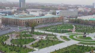 Ташкент -- Звезда Востока(Мы уверены, что удовольствие от посещения столицы Узбекистана вы получите в любое время года. Даже в такой..., 2014-01-14T12:33:33.000Z)