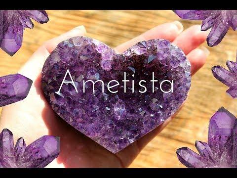Propriedades Energéticas da AMETISTA: Cristal da Chama Violeta e Saint Germain | Vibrando Alto