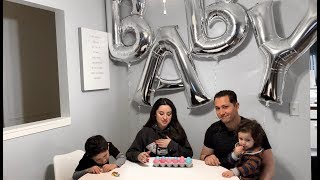 BABY NUMBER 3 GENDER REVEAL!!| XOCHITL PUGA
