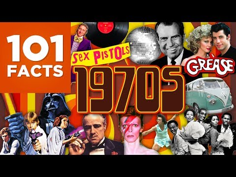 101 Facts About The 1970s