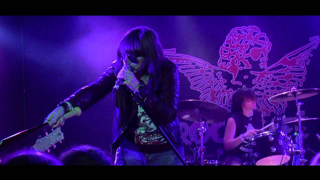 ramonas rock caf prague 2112015 - Violet Cafe 2015