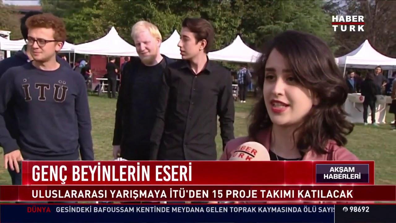 İTÜ Proje Takımları | Habertürk Ana Haber
