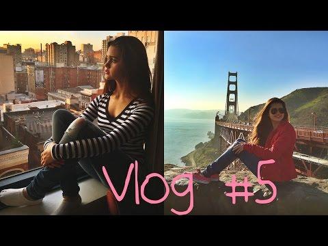 Vlog #5: San Francisco/Califórnia, Fresno, outlets e mais!