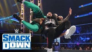 The Street Profits vs. The Usos: SmackDown, Sept. 3, 2021