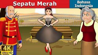 Video Sepatu Merah | Dongeng bahasa Indonesia | Dongeng anak | 4K UHD | Indonesian Fairy Tales download MP3, 3GP, MP4, WEBM, AVI, FLV Agustus 2018