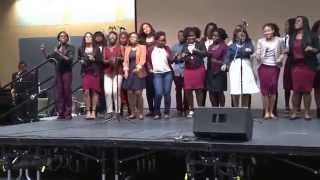 Liberated Gospel Choir- Byron Cage Medley