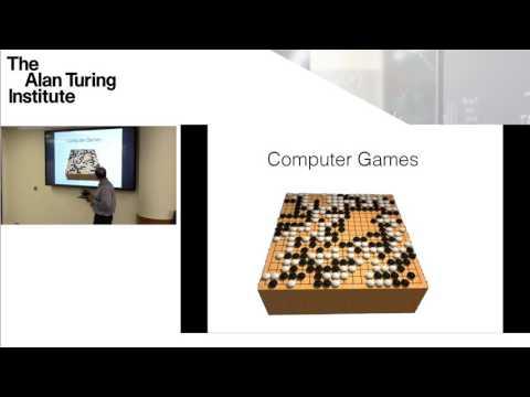 Introduction to machine learning: Professor Zoubin Ghahramani, Cambridge University