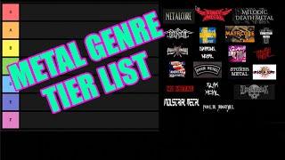 The Best Heavy Metal Tier List Ranking Jamie Slays