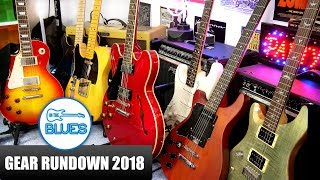 Shane's Rig & Gear Rundown 2018! (Guitars, Amplifiers, Pedals, Gear!)