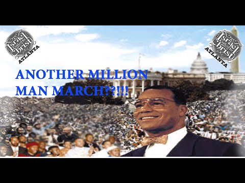The Israelites:Million Man Marches Will NOT Change Black Peo