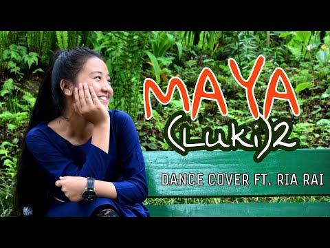Maya luki luki|| Dance cover || Tika prasain ft The cartoon crewzbyRiya Rai
