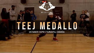 Teej Medallo   Sex Playlist - Omarion   K9 Dance Camp 2019