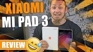 XIAOMI MI PAD 3 📱 Android-Konkurrenz fürs iPad Mini? [Review, Technik, German, Deutsch]