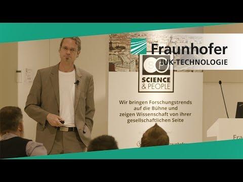 Astroturfing, Social & Chat Bots - Was ist technisch möglich? - Prof. Bauckhage vom Fraunhofer IAIS