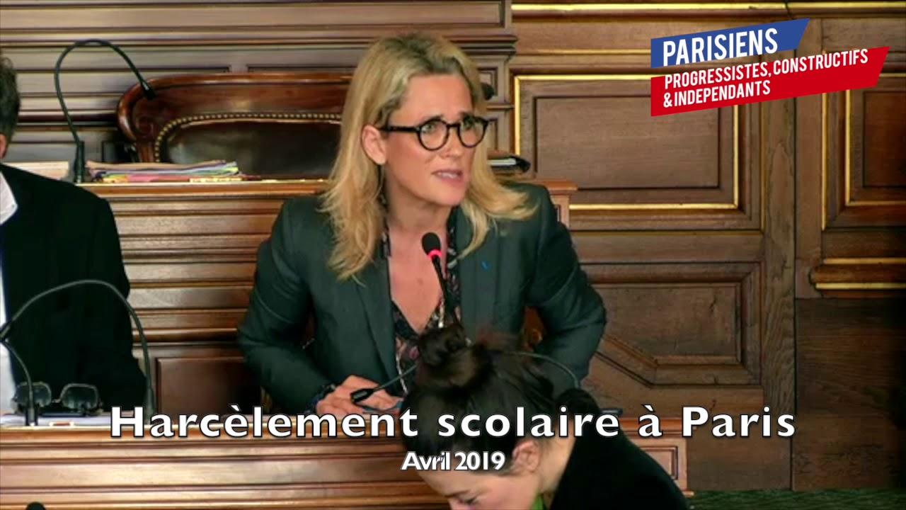 HARCÈLEMENT SCOLAIRE À PARIS