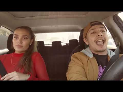Uber Driver Raps To Girl Who's Been Single For 3 Years 🤯
