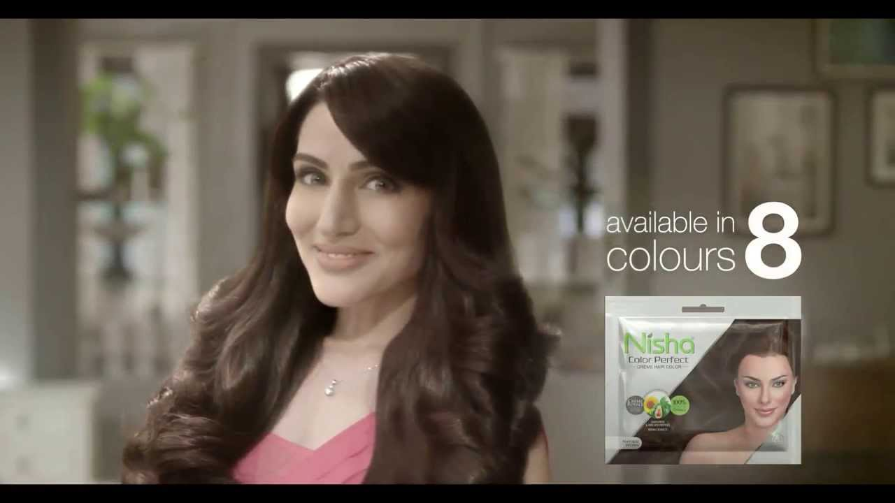 Nisha Color Perfect Crme Hair Color YouTube
