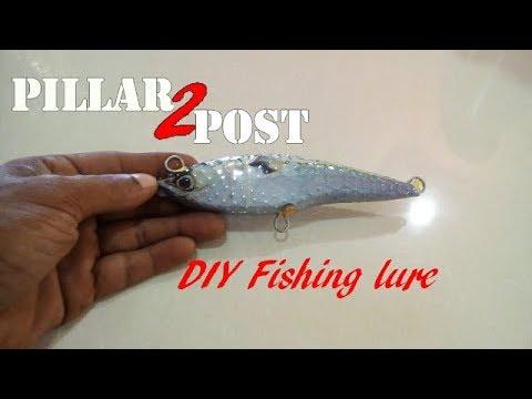 DIY Fishing lure