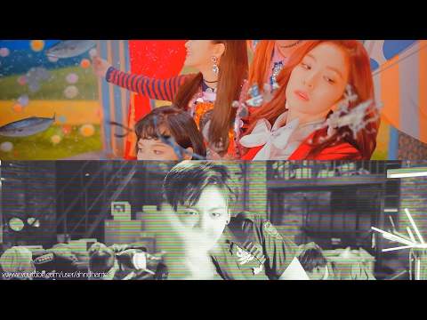 RED VELVET & BTS - Rookie X Dope '루키X쩔어' MASHUP