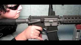 The Airsoft M4 that fooled private military contractors - RedWolf Airsoft