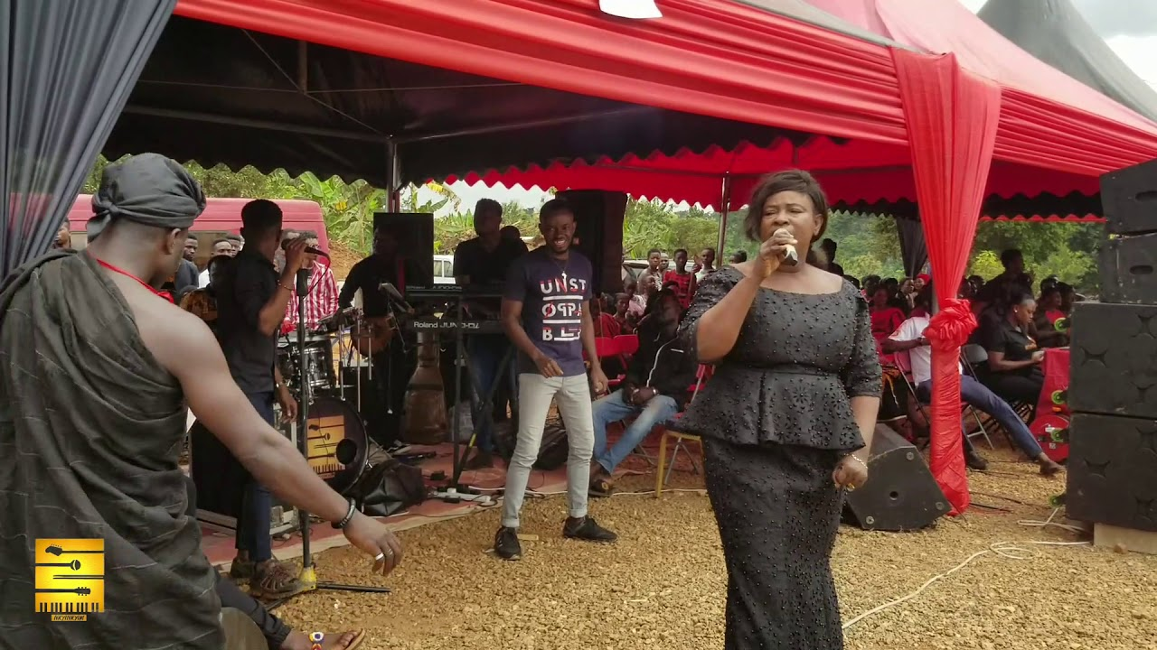 Download Mama Esther and Nkyinkyim Band