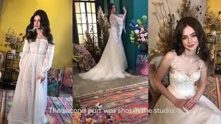 """Новая свадебная коллекция  """"Impression"""" 2020г. Модного дома Papilio"""