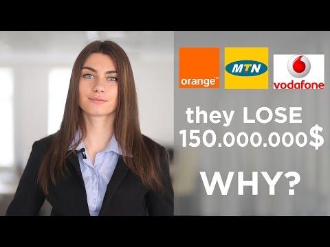 Why Mobile operators LOSE $150.000.000?