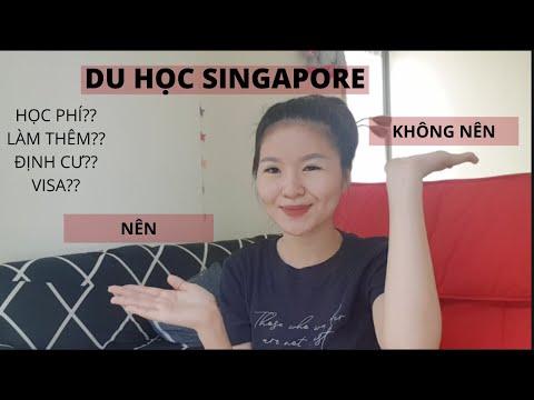 Nên hay không nên du học Singapore?