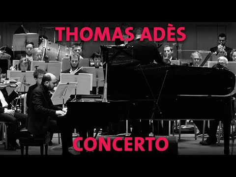 Excerpt: Thomas Adès' Concerto for piano and orchestra (world premiere; BSO commission)