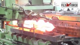 Forged crankshaft process