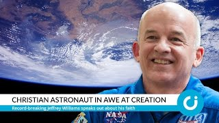 CI Bitesize: Record-breaking astronaut shares his Christian faith