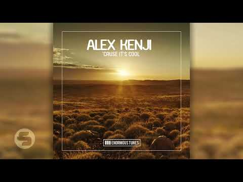 Alex Kenji - 'Cause Its Cool (Original Club Mix)