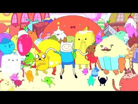 Allen Time Dance Like A Man Adventure Time Remix Youtube