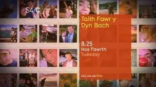 Taith Fawr y Dyn Bach