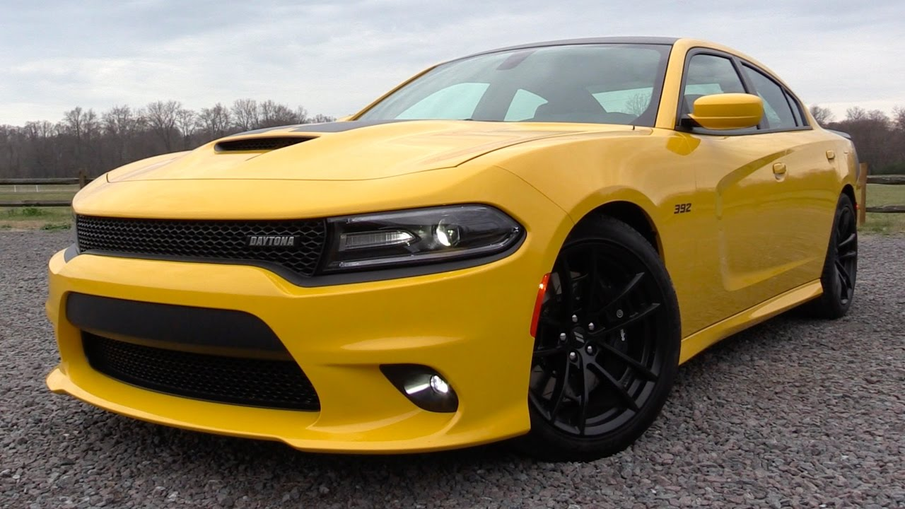 2017 Dodge Charger Daytona 392 Road Test In Depth Review