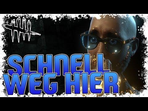 Sorry, da bin ich raus! - Dead by Daylight Gameplay Deutsch German