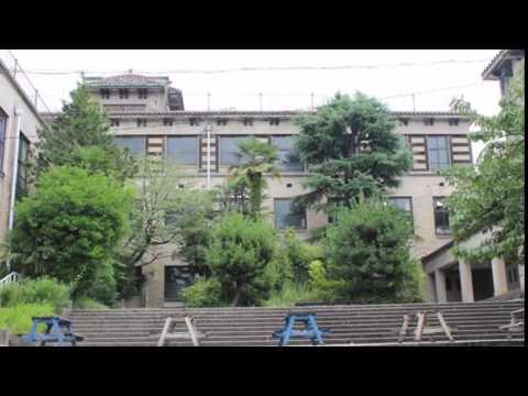 近代建築・レトロな建物を訪ねて 旧清水小学校