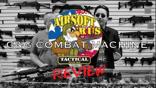 G&G Combat Machine M4 AEG Review - Airsoft R Us Tactical