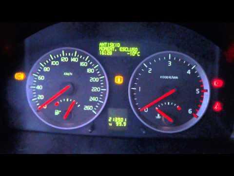 Volvo V50 Weird Problem When Starting The Engine Doovi