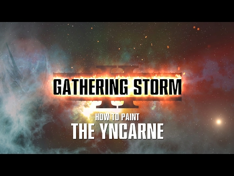 How to paint The Yncarne, Avatar of Ynnead.