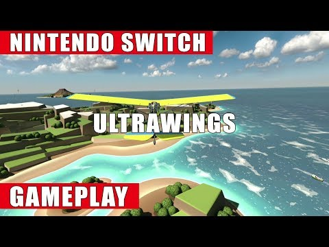 Ultrawings footage - Nintendo Everything