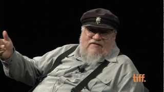 In Conversation With... George R.R. Martin on Game of Thrones Part 2 | TIFF Bell Lightbox