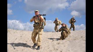 Вооружение и техника спецназа ГРУ в афганской войне 1 часть