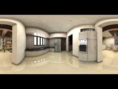 360 Panoramik 3d Animasyon Sanal Gerçeklik Vr
