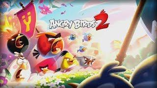 Angry Birds 2 - Rovio Cobalt Plateaus Fluttering Heights 351 LEVEL Walkthrough