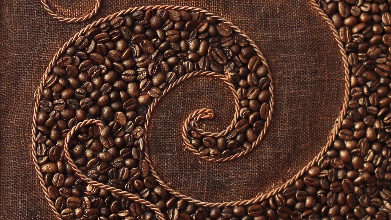 Приколы, картинки мастер класс из кофе